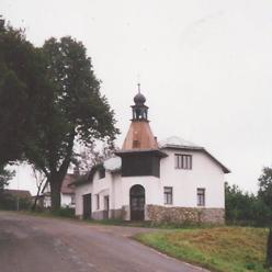 obecní dům s kaplí