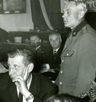 Adolf Haman po válce