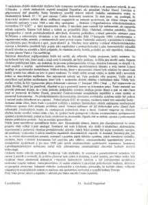 2. strana dopisu Václavu Havlovi