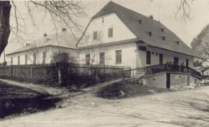 bývalá Joklova hospoda